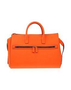 Dsquared2 borsa a mano uomo Arancione  ad Euro 881.00 in #Dsquared2 #Uomo borse borse a mano