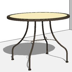 1000 images about revit furniture on pinterest wrought for Outdoor furniture revit
