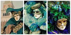 Máscaras Venecianas - Venetian Masks