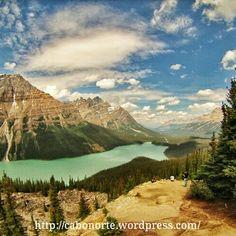 As Montañas Rochosas do Canadá. Nova entrada no meu blog.  Las Montañas Rocosas de Canadá. Nueva entrada en mi blog