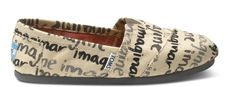 Imagine  Women's  Classics in  from TOMS on shop.CatalogSpree.com, your personal digital mall.