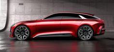 Stunning Kia fastback concept previews next-gen Pro_cee'd compact