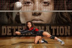 WPPI Sneak Peek: Richard Sturdevant Discusses Adding Hyper-Realism to Sports and Senior Shoots Volleyball Training, Volleyball Poses, Volleyball Senior Pictures, Volleyball Workouts, Coaching Volleyball, Senior Pics, Volleyball Gifts, Senior Portraits, Volleyball Photography