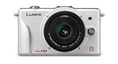 Panasonic Lumix DMC-GF2 in white