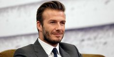 The David Beckham beard is both stylish and manly. As one of the most famous soccer players in the world, David Beckham's facial hair and impeccable sense of style have…View Latest Beard Styles, Beard Styles For Men, Hair And Beard Styles, Hair Styles, Men's Grooming, David Beckham Beard, David Beckham Haircut, Beckham Suit, Nu Skin