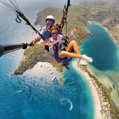 December 23, 2014  #Paragliding in Turkey with @doxa90 and @buraktuzer! #goprooftheday