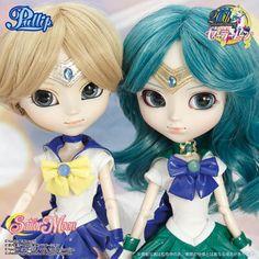 Amazon.co.jp | Pullip Sailor Urano (Sailor Urano) P-148 cerca de 310 milímetros pintados à ABS figura de ação | Toy Store