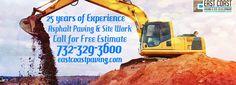 Sitework Contractors in New Jersey