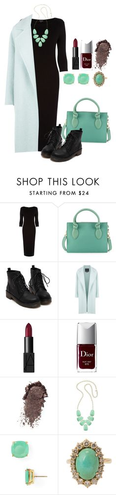 """Untitled #45"" by nast808 ❤ liked on Polyvore featuring Warehouse, Foley + Corinna, MaxMara, NARS Cosmetics, Christian Dior, Kendra Scott, Kate Spade and Vintage"