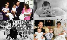In less than a month Monaco's royal twins, Gabriella and Jacques will be celebrating their first birthday on December 10.   To mark this milestone we take a look back at the House of Grimaldi's most adorable baby photos (including one from American film legend-turned princess Grace Kelly)