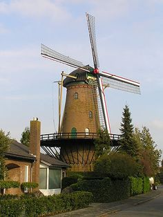 Netherlands Facts - Traveler Planner all about travel Netherlands Facts, Netherlands Windmills, Holland Windmills, Old Windmills, 10 Picture, Le Moulin, Places Ive Been, Dutch, Lighthouses