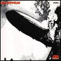LED ZEPPELIN - LP I (Blue Vinyl Limited Edition)