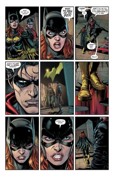 Batwoman, Batman And Batgirl, Batman Arkham, Nightwing, 3 Jokers, Three Jokers, Dc Comics Superheroes, Dc Comics Art, Jason Todd