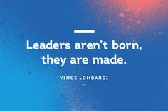 Vince Lombardi #Quote