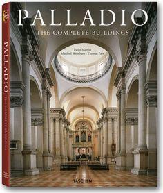 Palladio. The Complete Buildings. TASCHEN Books (TASCHEN 25 Edition)