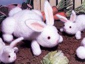 Bunny Tales Crochet Patterns ePattern