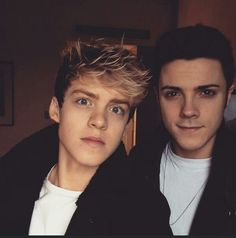 Reece and Barclay ♡