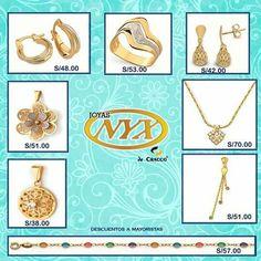 Multiplica tus ingresos!!! Vendiendo joyas enchapadas en oro 18kt y plata 925 por catàlogo! 💎  -Contamos con una extensa variedad de productos.  -Brindamos la mejor rentabilidad del mercado  -Realizamos envíos a todo el Perú. -Aceptamos Tarjeta VISA  Visitanos en nuestra tienda: Av. Ejército 606 Of. 202 Yanahuara También puedes llamarnos a : 054 397081 / 968879264 #Joyas #JoyasNyx #HermosaConNyx