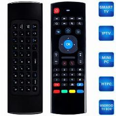 [ 46% OFF ] Brand New M3 2.4Ghz 81 Keys Mini Wireless Air Mouse Remote Control Support Android Windows Mac Os Linux