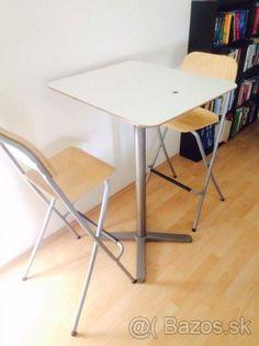 Predám barové stoličky a stôl - 1