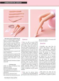 Delia's Magazine es una revista online trimestral de carácter internacional de repostería creativa.