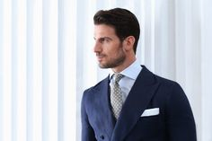 Scalpers Suit Shirts, Professional Look, Sharp Dressed Man, How To Look Classy, Dapper, Men Dress, Instagram, Suit Jacket, Menswear