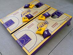 Reinventing the Ordinary: Laker Cornhole Game ... what?
