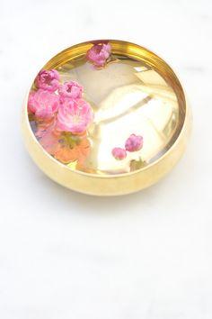 Brass Ballerina Bowl | QUITOKEETO