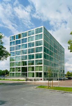 Atelier Kempe Thill - Atriumtower Hiphouse Zwolle
