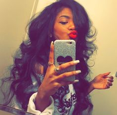 |Loose/Wavy Hair| Pinterest: @PaigeCamillia