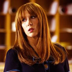 Catherine Tate. Love. Her.