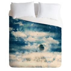 Belle13 I Know A Place Duvet Cover | DENY Designs Home Accessories