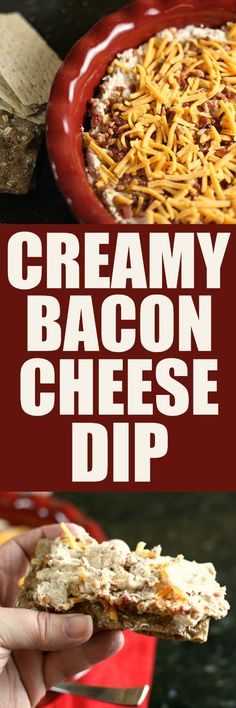 Creamy Bacon Cheese