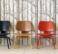 Eames Molded Plywood Chair  Why Eames' Designs Are Here to Stay