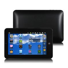 Eken M009S Android 2.2 7 inch VIA 8650 800MHz 4GB Tablet PC Pink/Silver/Black/Blue