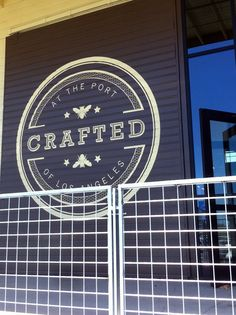 Crafted at the Port of Los Angeles | http://www.craftedportla.com/
