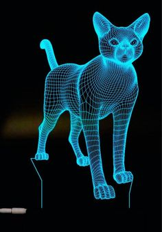 The vector file Cat Lamp Vector Model CDR File is a Coreldraw cdr ( .cdr ) file type, size is MB, under lamps, lamp vectors. Lampe Led, Led Lamp, Vector File, Vector Art, Cd R, Cnc Wood, Laser Cut Files, Techno, Led Night Light