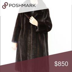 Real mink coat Size M Jackets & Coats