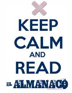 KEEP CALM AND READ EL ALMANACO https://www.kichink.com/buy/59658/fabiangiles/el-almanaco-playera#.UuKL15Faw18