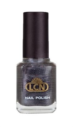"""It's the beginning of a new week and a fresh manicure never hurt anyone! Why not start the week with a manicure in the LCN Magnetic Field nail polish! Magentic Field is simply the sexiest colour on the planet! Take steel gray, purple, fuschia, and shimmery silver and mix it all together and you get one powerful shade that (trust us) will attract serious attention. This polish has also earned the title of """"Polish of the Month"""" - not too shabby!     http://www.lcnboutique.com/"""