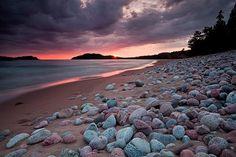 Ethan Meleg - Nature Photography Blog: Lake Superior Provincial Park camping trip
