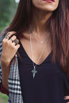 HLC || RAINFOREST necklaces AW2013 || www.hlc.pt
