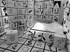 Symbol Room at Propeller Hotel Berlin Germany Photo