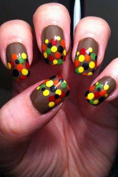 Little Miss Nailpolish: Non Stop nail art - swatches