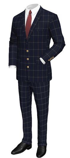 abito tweed