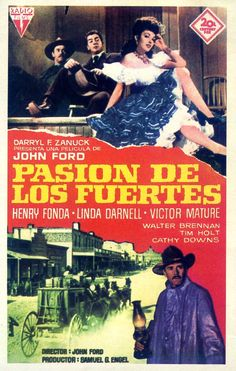 PASIÓN DE LOS FUERTES (1946)