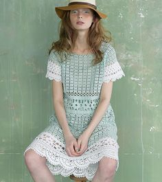 毛糸だま 2015年夏号 No.166 掲載作品ギャラリー|毛糸だまWeb|日本ヴォーグ社の本