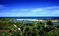 BAHIA-Ilha de Caraíva