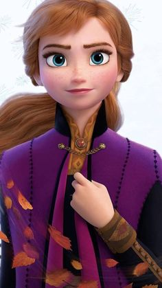 Frozen Wallpaper, Anna Frozen, Disney Characters, Fictional Characters, Projects To Try, Disney Princess, Awesome, Ana Frozen, Fantasy Characters