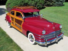 1947 Chrysler Town & Country..Beep beep..Re-pin brought to you by agents of #Carinsurance at #Houseofinsurance in #Eugene/Springfield OR.
